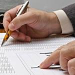 Main types of written exercises